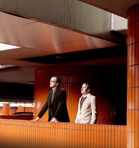 Hauptstadtstudio - Lennard & Helge